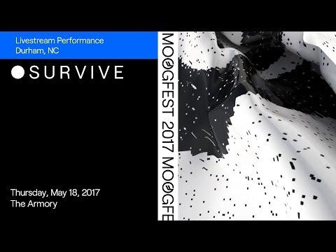 Moogfest 2017 | Future Sound :. SURVIVE