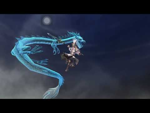 Dynasty warrior on mobile try zhao yun and guan yu