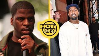 Kim Kardashian & Kanye West Go To War w/ Rhymefest Over Donda's House