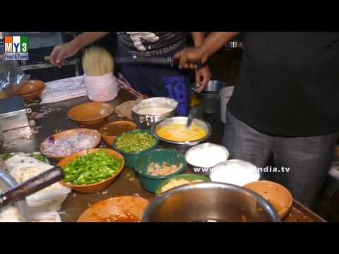EGG FRIED RICE MAKING | INDO CHINESE RECIPES | FOOD & TRAVEL TV