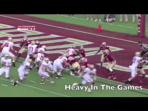 Florida State Seminoles DE #95 BJoern Werner Highlight