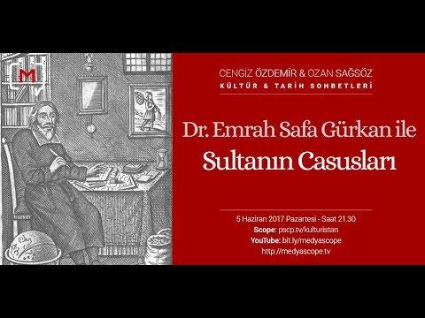 Dr. Emrah Safa Gürkan ile Sultanın Casusları  KTS #55