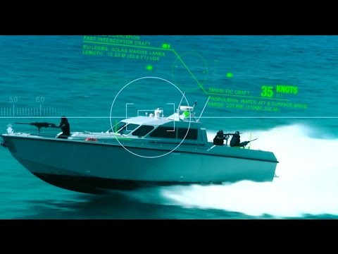 Solas Marine 16M INTERCEPTOR CRAFT
