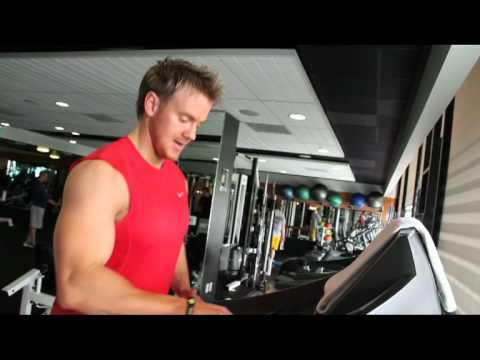 Steady Pace Cardio on Treadmill - Rob Riches