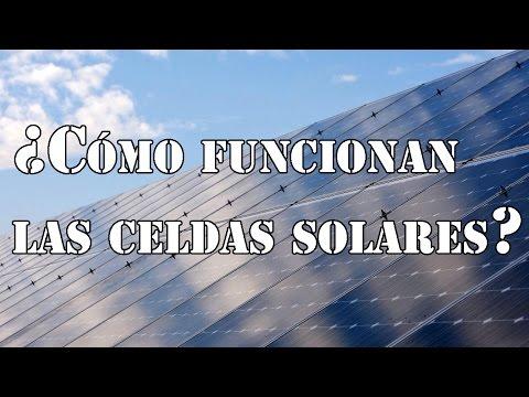 ¿Cómo funcionan las celdas solares? - Hey Arnoldo