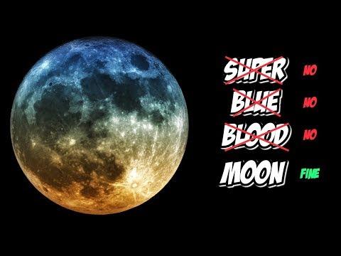 The Non-Super Non-Blue Non-Blood Moon