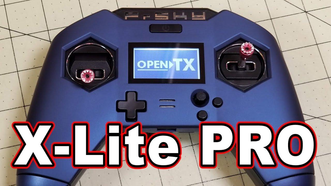 FrSky X-Lite PRO Intro 📡