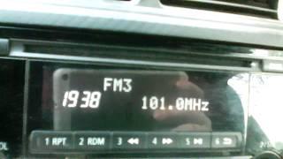 Mitsubishi Asx Штатная аудиосистема