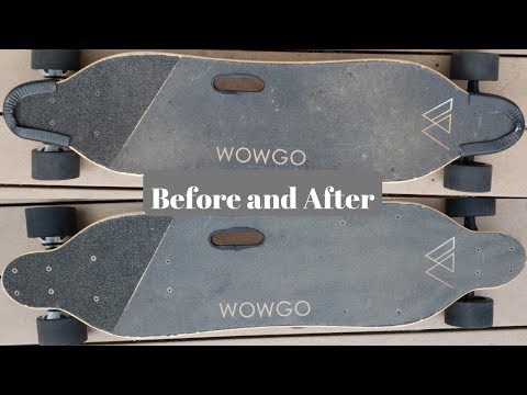 How to clean your griptape for pennies