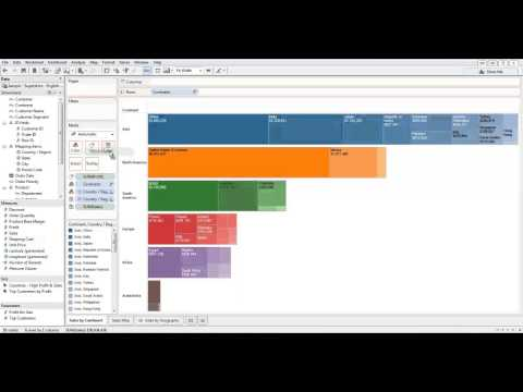 Tableau 8.0: New Visualizations