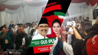 Video Gus Ipul Mbak Puti pasangan santun. Menuju Jatim 1. download MP3, 3GP, MP4, WEBM, AVI, FLV Oktober 2018