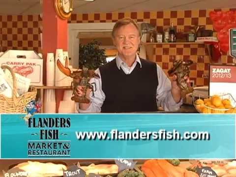 Flanders Fish Market 30th Anniversary