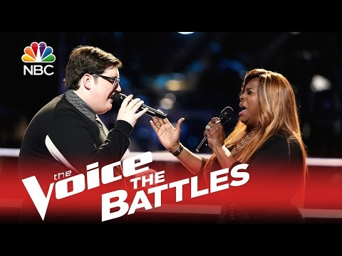 Top 9 Battle & Knockout (The Voice around the world II)