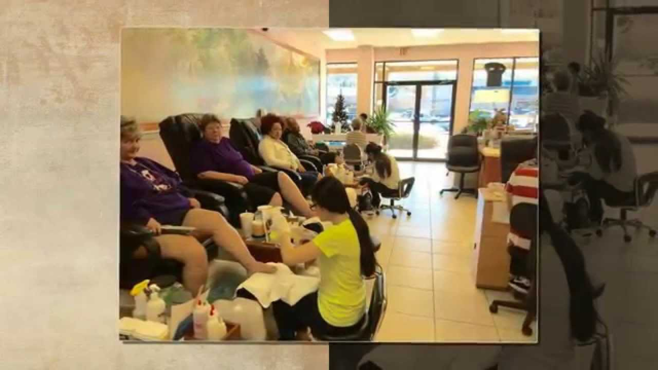 LT Nails and Tan in Commerce, GA 30529 (1085) - YouTube