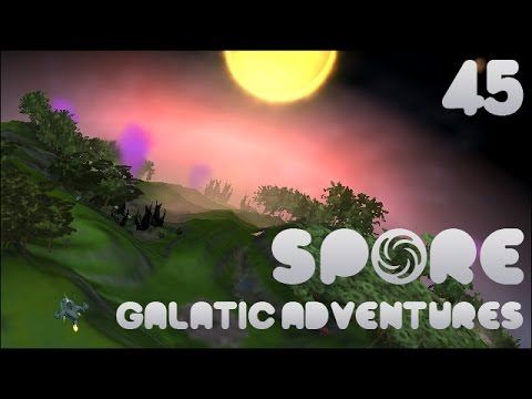 Spore! Galactic Adventures #45 - BEHOLD! The Epic Pear!