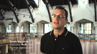 Introducing... German Gymnasium