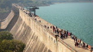 tourist places in jharkhand massanjore bridge    (WONDERFUL PLACE)  ম্যাসনজোর বাঁধ