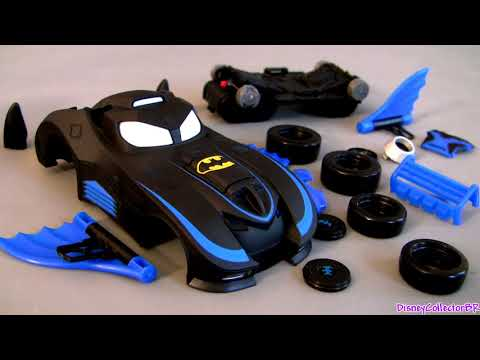 Batman Car Toys The Christmas Birthday Or Just Because Treat