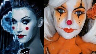 DIY Halloween Makeup Tutorials Compilation - LAST MIN. HALLOWEEN MAKEUP #8