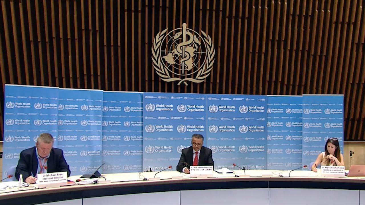 """Coronavirus: América del Sur """"es el nuevo epicentro de la pandemia"""" alertó la OMS"""