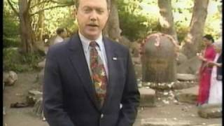 CNN Report - Shiva Linga Golden Gate Park  Oct. 26 1993