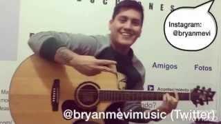 TE ENCONTRE - EL VEGA (COVER) BY BRYAN MEVI