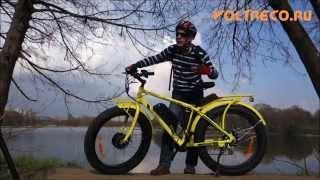 Электровелосипед Big Cat Dual 1000