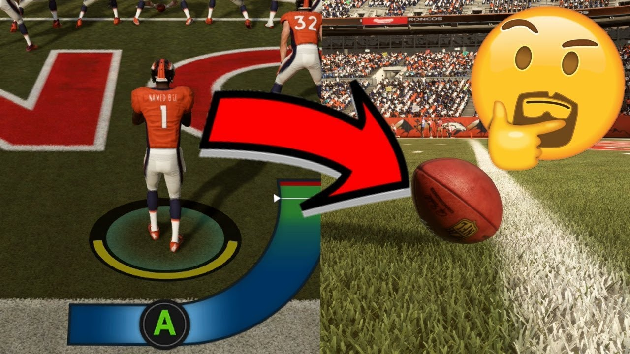 Is It Possible To Punt The Football Over 100 Yards In Madden 19?