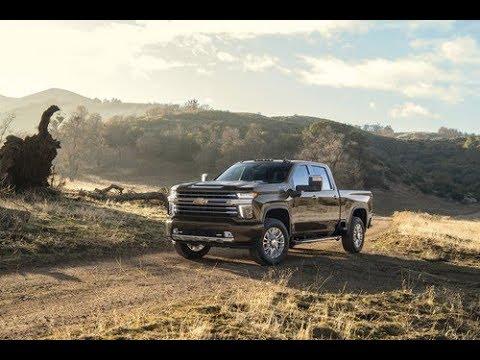 Bán tải Chevrolet Silverado HD 2020 mạnh 400 mã lực, sức kéo 16 tấn