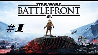 Star Wars Battlefront Parte 1 Español
