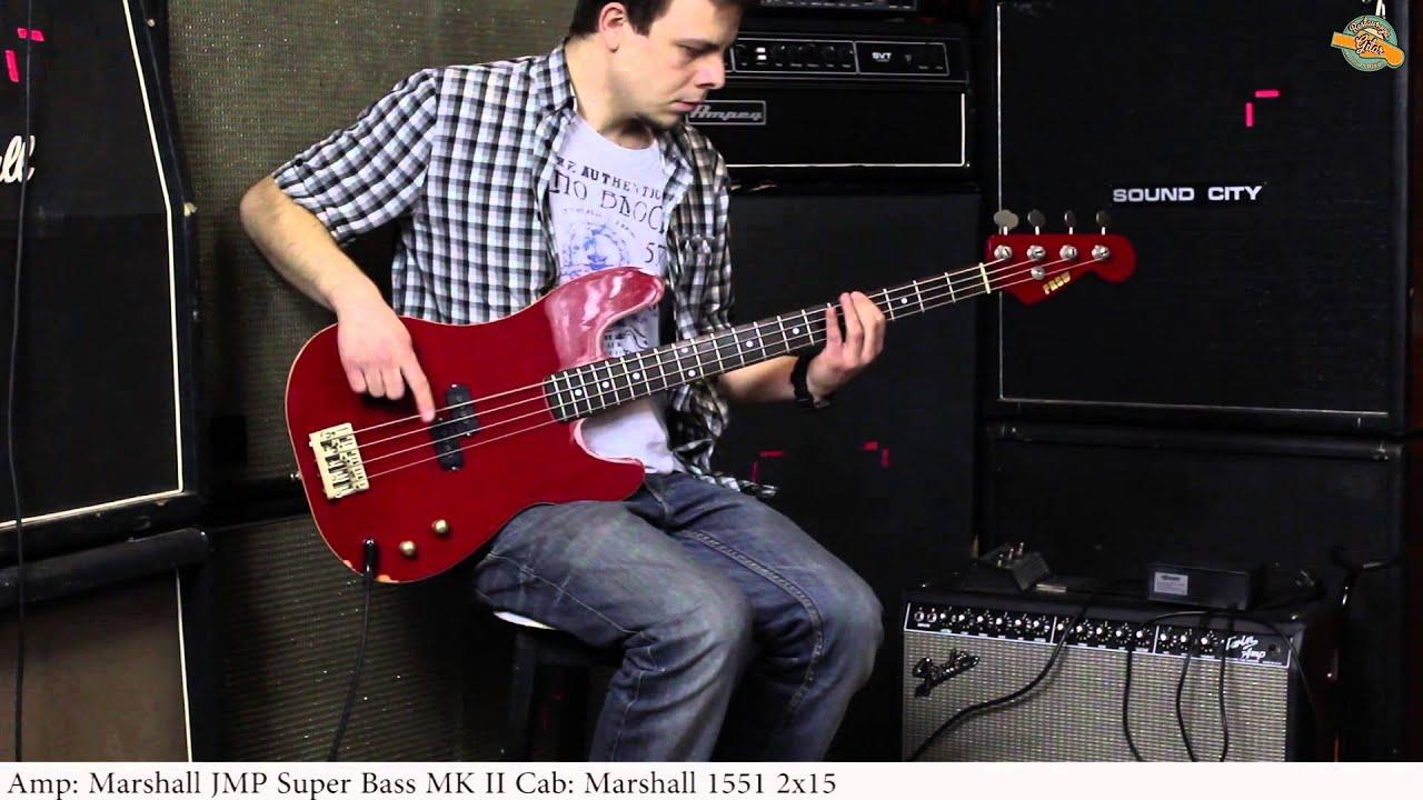 Fresher FRS Precision Bass Aerodyne MIJ 1987