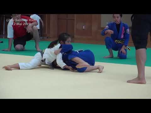 FL - Samurai Kids - Luta 23