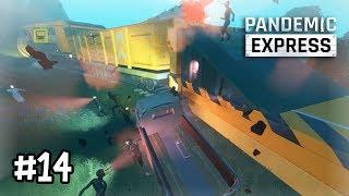 Pandemic Express Zombie Escape[Thai] #14 ขับรถพลีชีพ