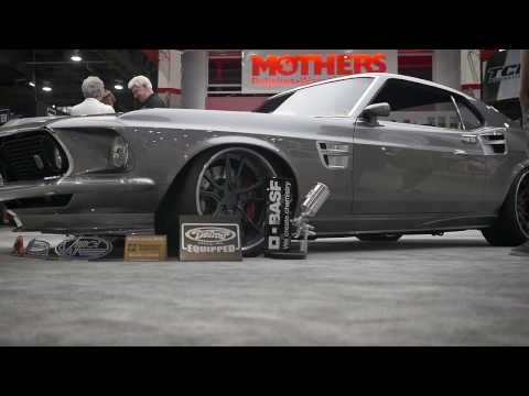 2005 Ford Mustang At Sema 2004 Youtube