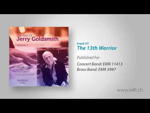 Marc Reift - The Best Of Jerry Goldsmith Vol. 1