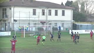 Campionato Eccellenza 2019/2020 11a giornata: Fr. Perignano -  Castelfiorentino (sintesi)
