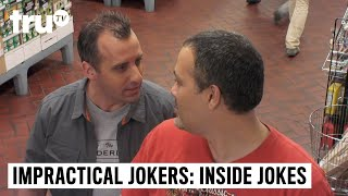 Impractical Jokers: Inside Jokes - Did You Fart? | truTV