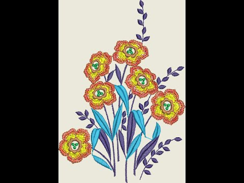 Embroidery Designs Free - Design NO#87
