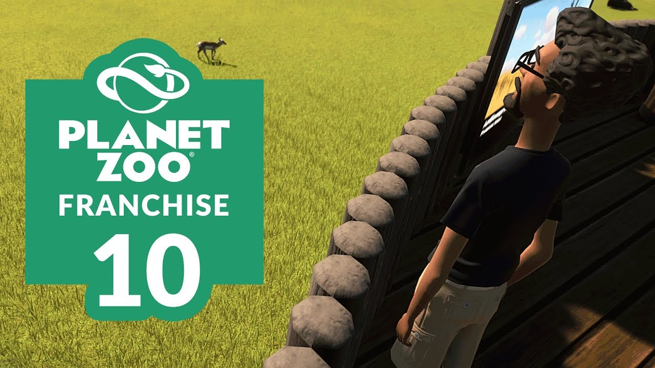 Download PLANET ZOO   EP. 10 - TOP TIER VIEWS (Franchise Mode Lets Play)