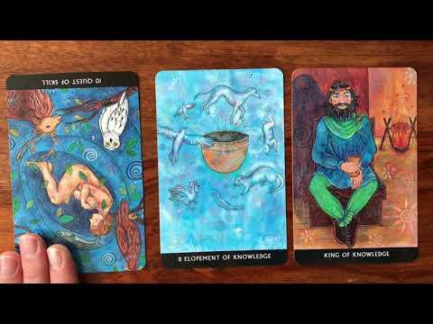 Daily Tarot Reading for 20 August 2017 | Gregory Scott Tarot