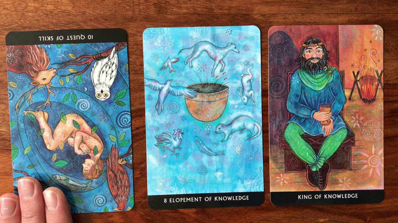 Daily Tarot Reading for 20 August 2017 | Gregory Scott Tarot