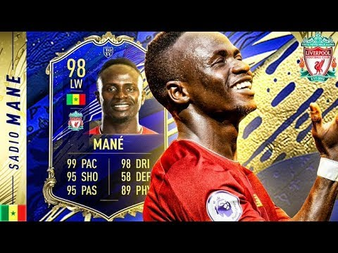 WORTH THE COINS?! 97 TEAM OF THE YEAR MANE REVIEW!! FIFA 20 Ultimate Team