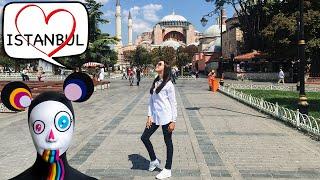 Стамбул/Гуляем по Стамбулу/Достопримечательности Стамбула/VLOG(Ох уж этот прекрасный город. Стамбул является моим домом и я нереально скучаю по своему детству, которое..., 2016-09-14T21:02:27.000Z)