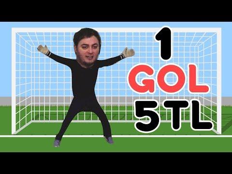 1 GOL 5 TL - Attıkça / Kurtardıkça Para Kazan