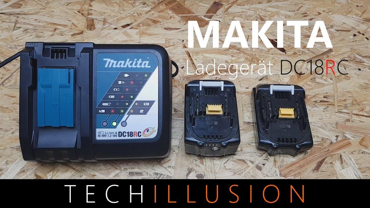 Akku für Makita Baustellenradio DMR108 4000mAh Original 18V 4000mAh//72Wh Li-Ion