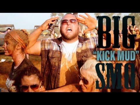 "Big Smo - Kick Mud - Official Video - Watch the #1 Kuntryboy Big Smo in the Official Music Video for the Mud Bog anthem ""Kick Mud"". Caution: Extreme Mud"