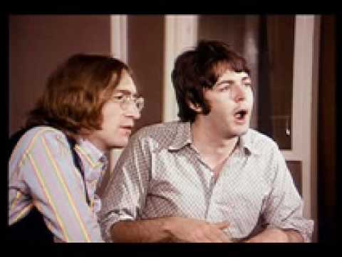 The Beatles  don t let me down RARE
