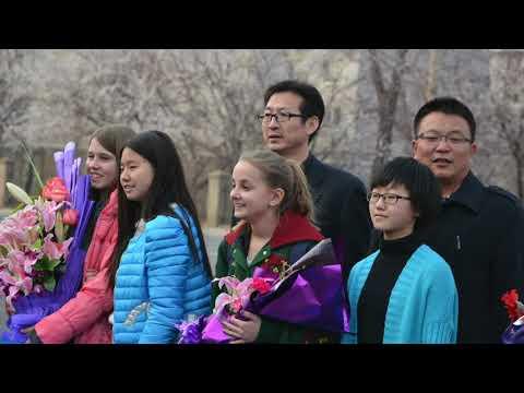 P-H-M Middle School Cultural Exchange Program - Parents' Perspective