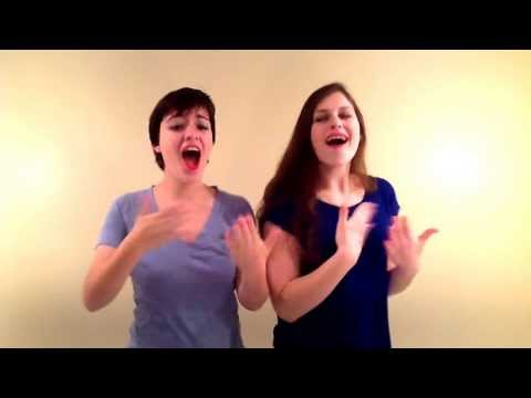 Kiss You - American Sign Language (ASL) - One Direction