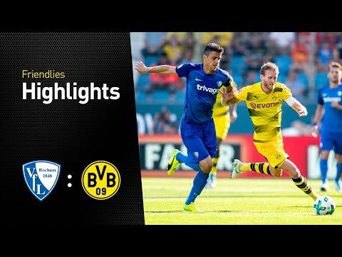 Highlights (EN): VfL Bochum - BVB 2-2